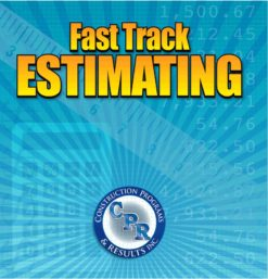 Fast Track Estimating Software Front Cover