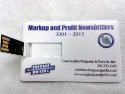 Newsletter Archive USB