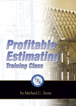 Profitable Estimating Training for Construction