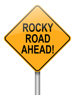 Rocky Road Ahead