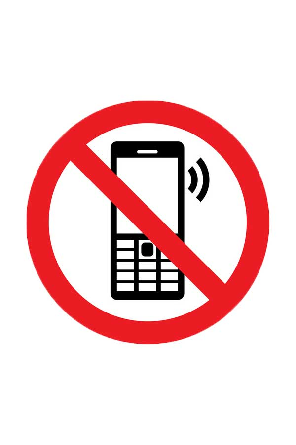 No Cell Phones #MarkupAndProfit #ConstructionBusinessManagement #BuildingJobs